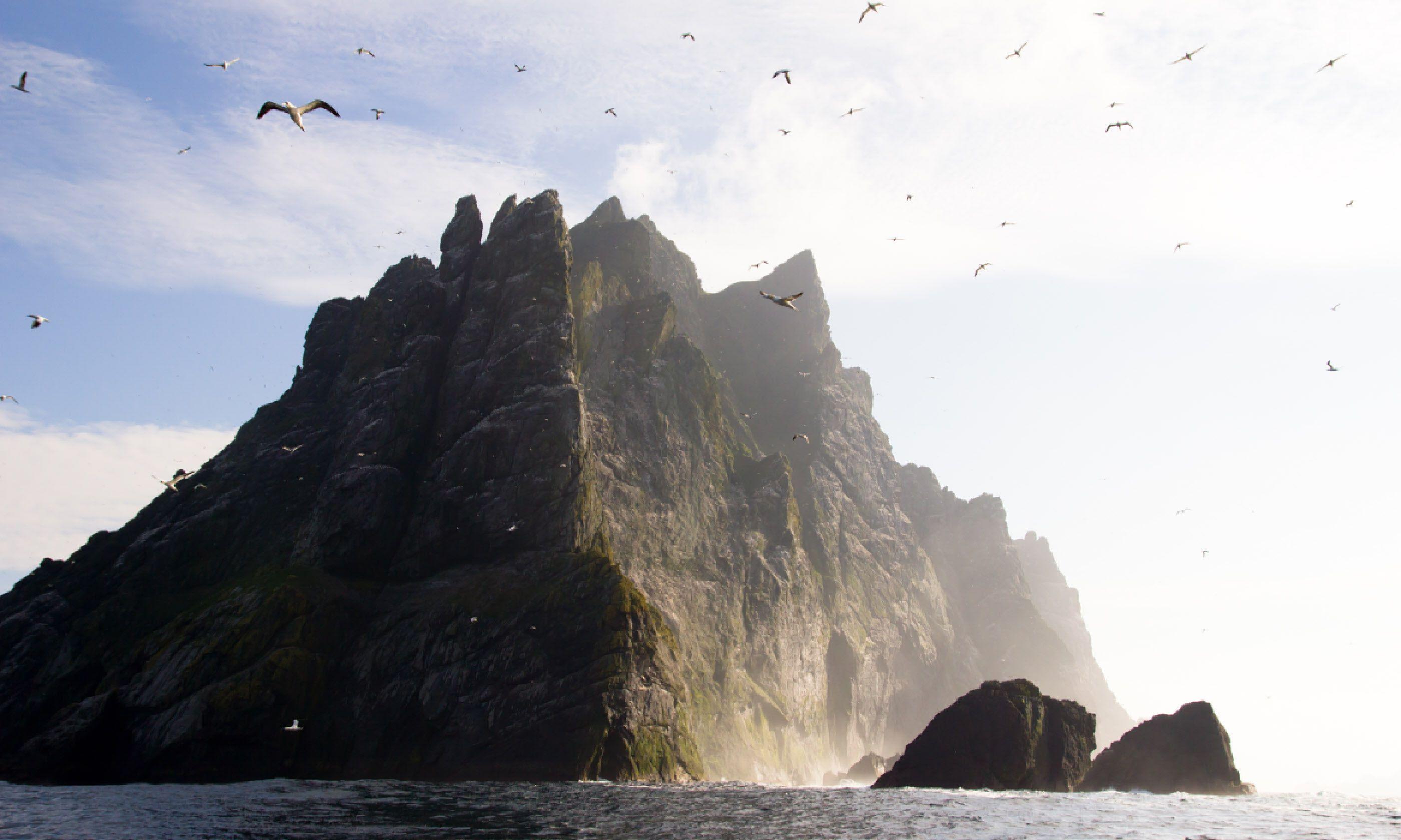 Saint Kilda archipelago (Shutterstock)