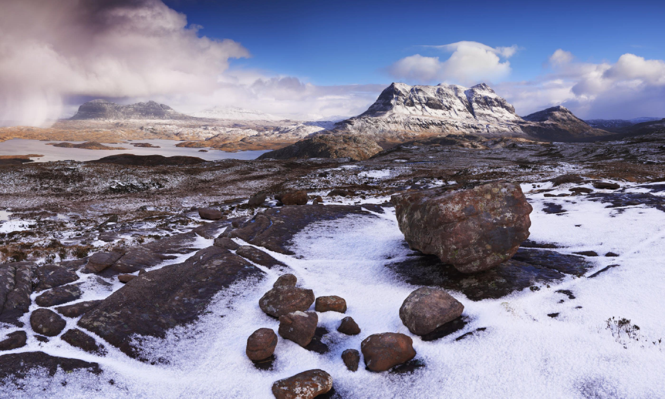 Suilven, Highlands (Shutterstock)