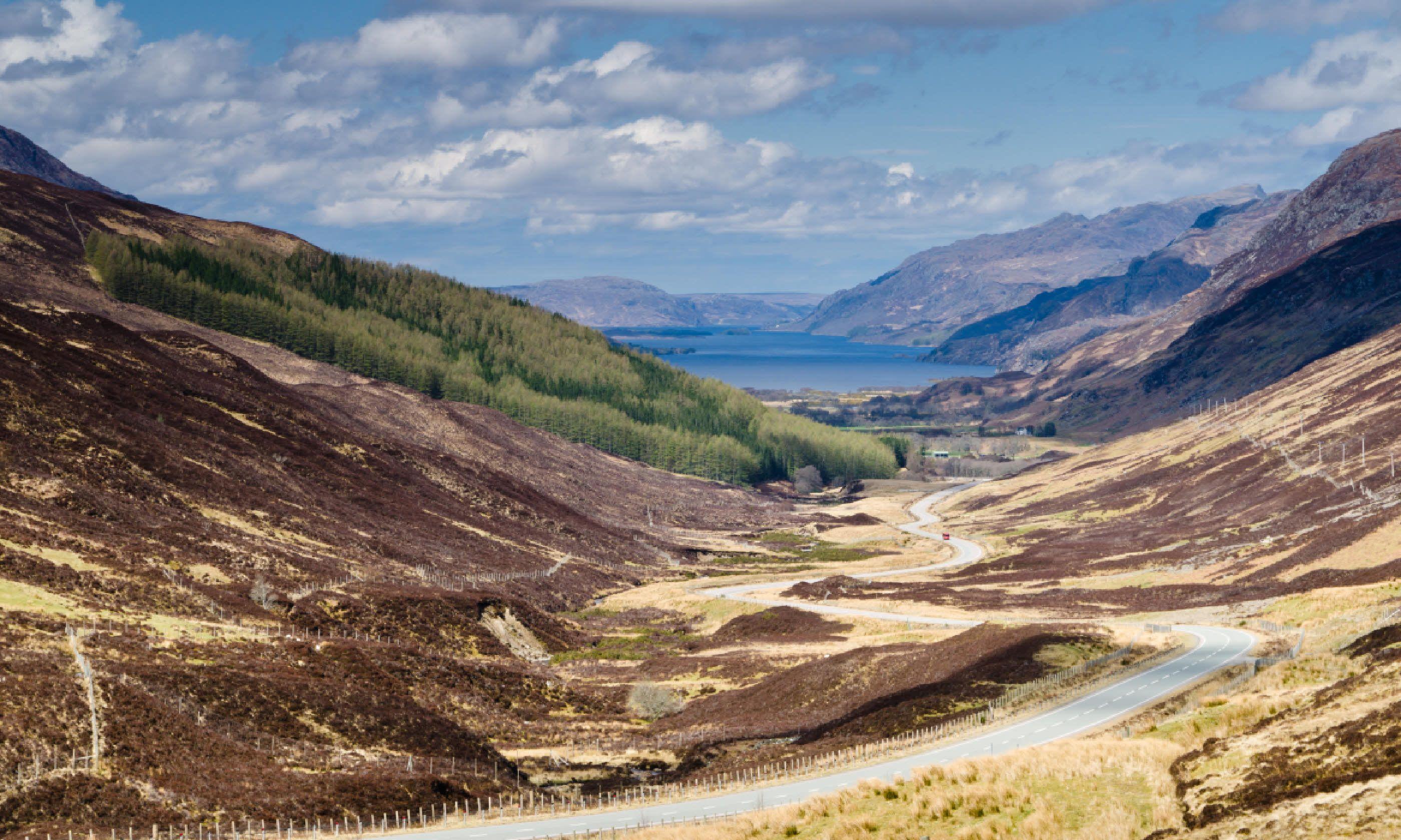 Loch Maree (Shutterstock)