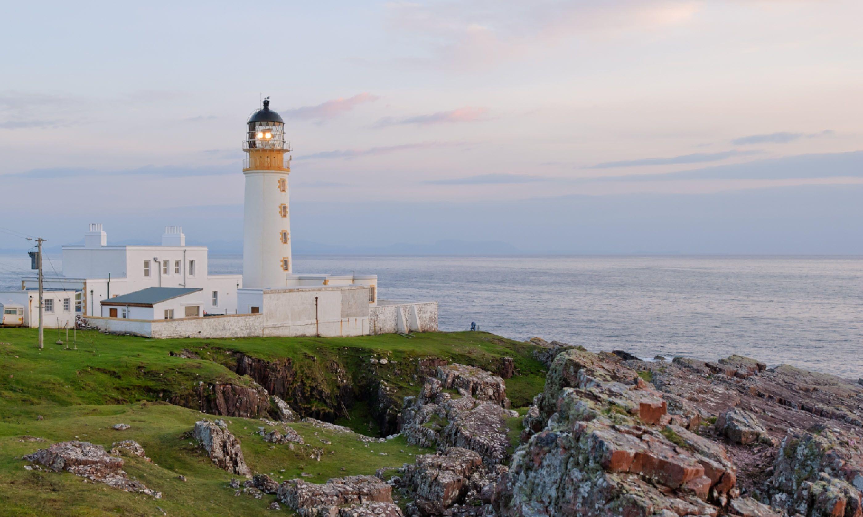 Rua Reidh lighthouse (Shutterstock)