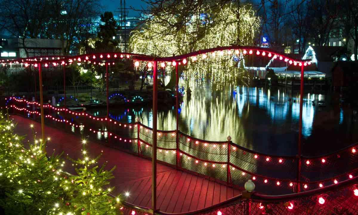 Christmas at the Tivoli (Shutterstock)