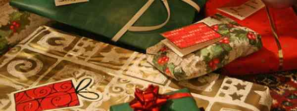 Christmas gifts (Alan Cleaver)