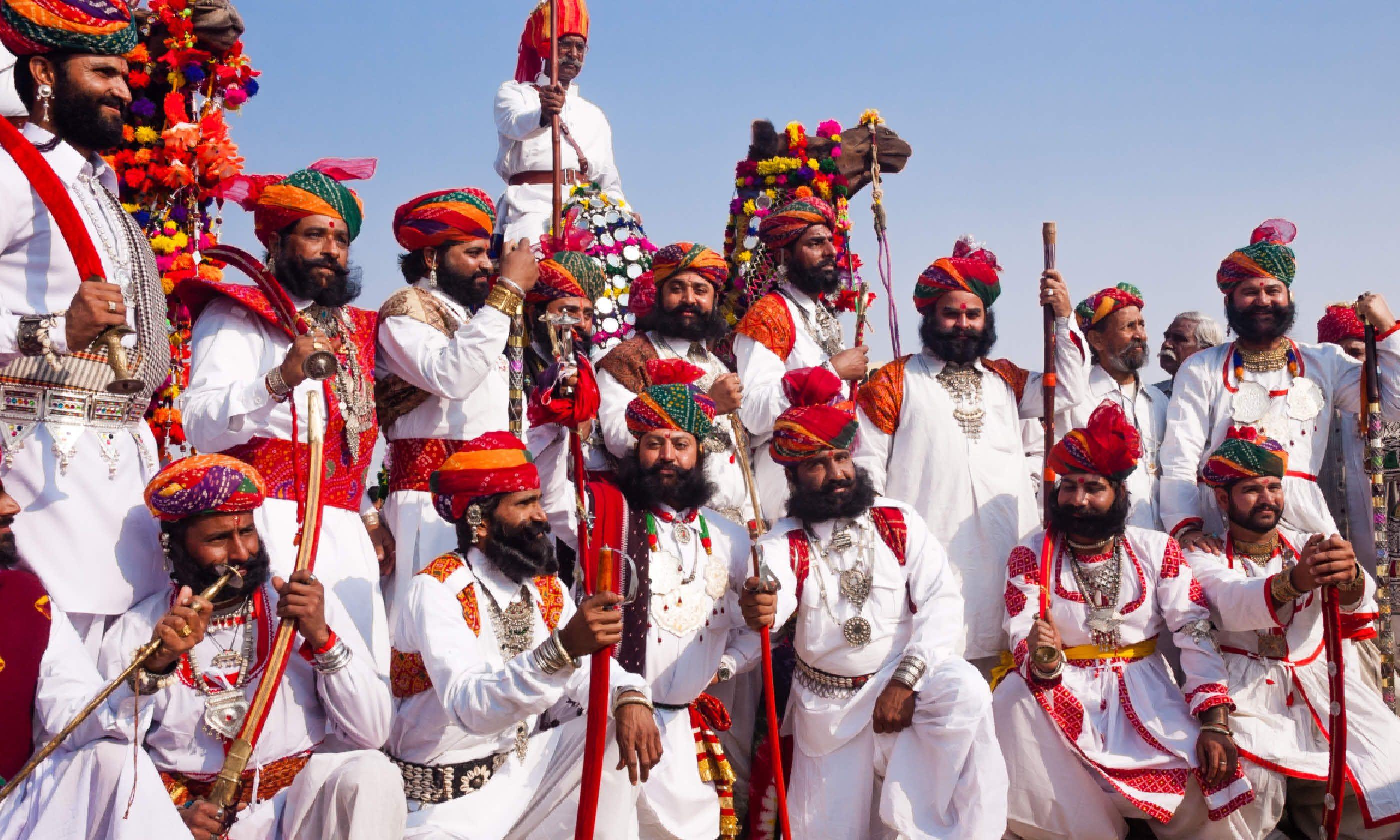 Bikaner Camel Festival (Shutterstock)