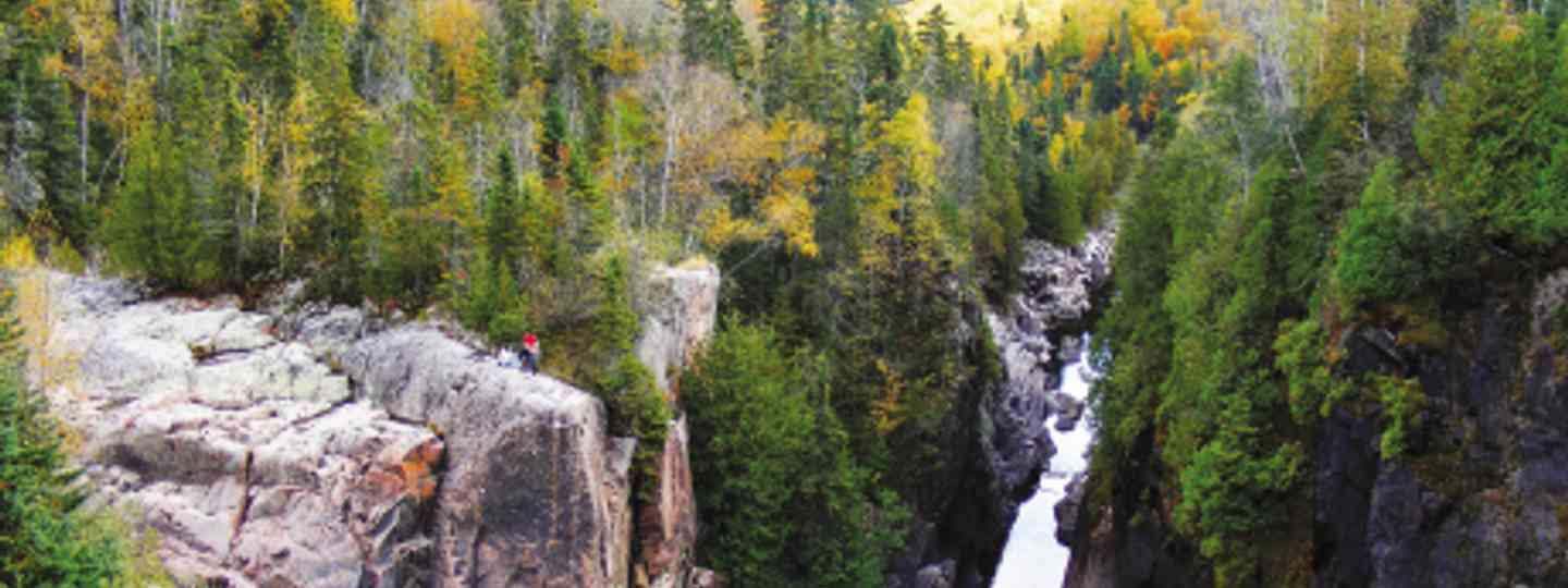 Ontario is the perfect destination for an adventurous traveller
