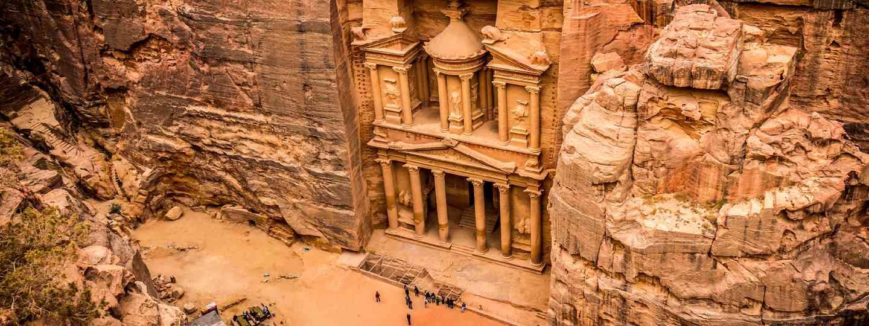 Petra (Shutterstock)