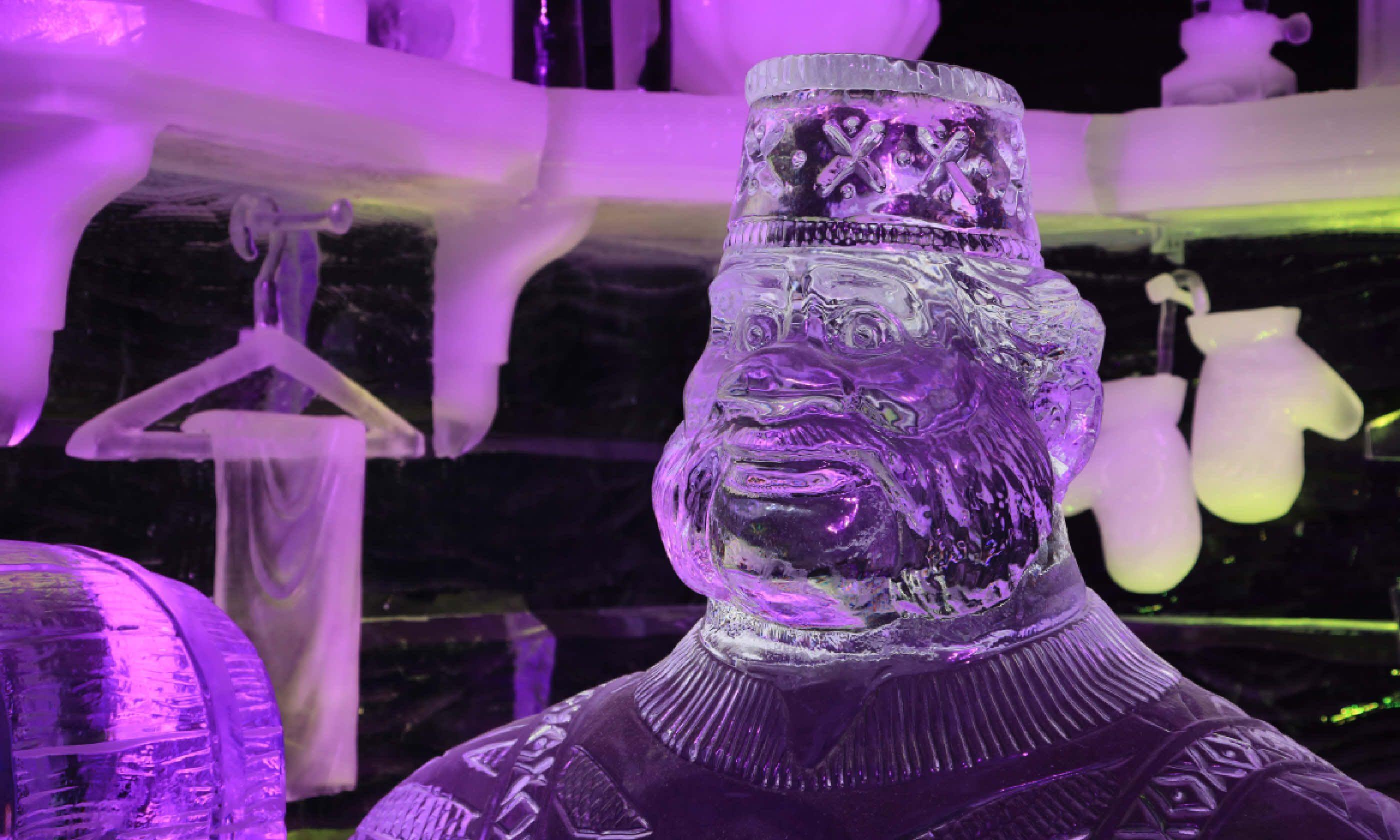Ice Wonderland Festival, Bruges (Shutterstock)