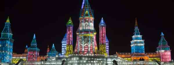 Ice Festival Harbin (Shutterstock: see credit below)