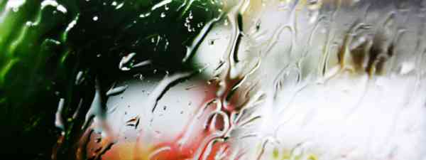 Rain can sometimes be a good thing (Tanveer Chandock)