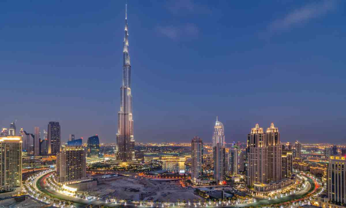 Burj Khalifa (Shutterstock)