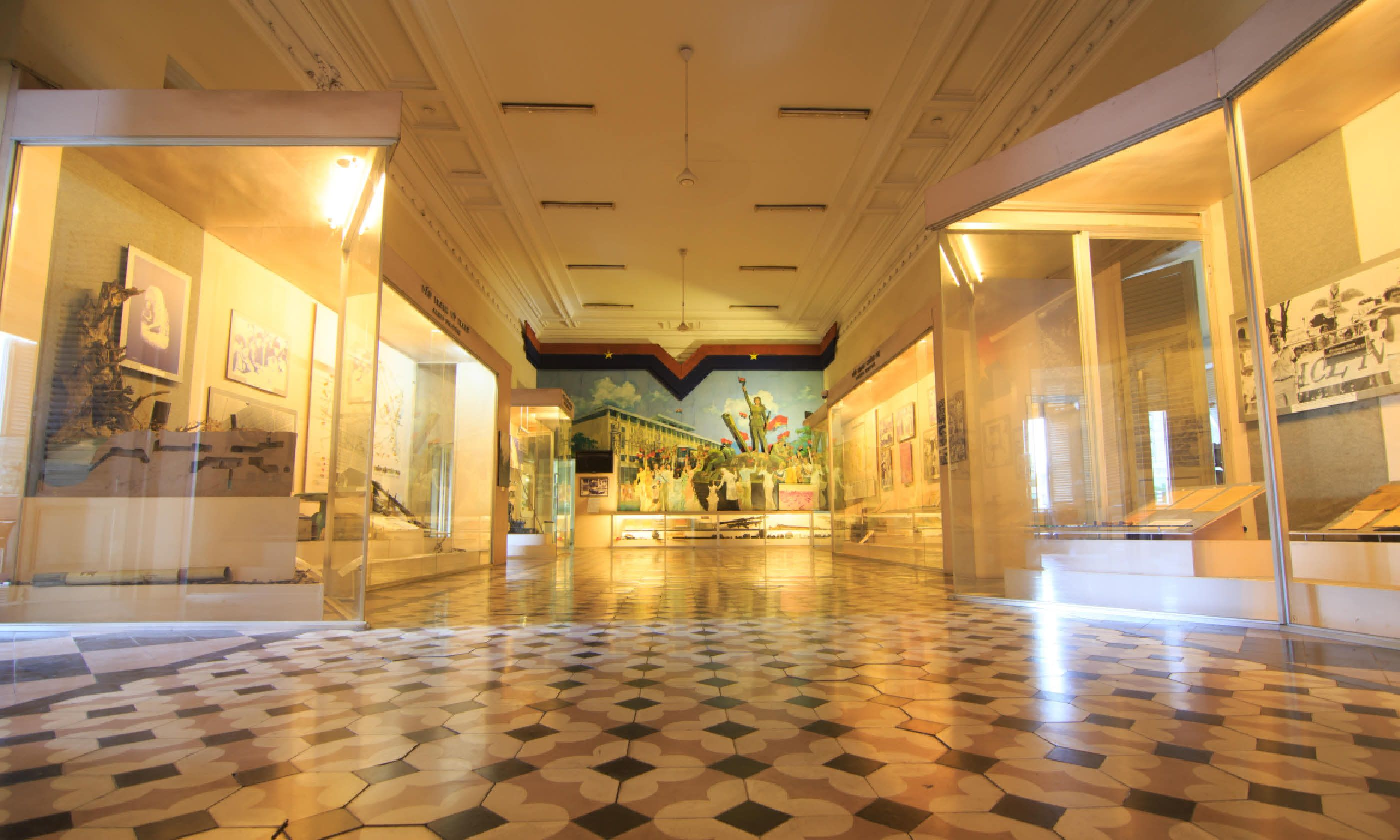 Ho Chi Minh City museum (Shutterstock)