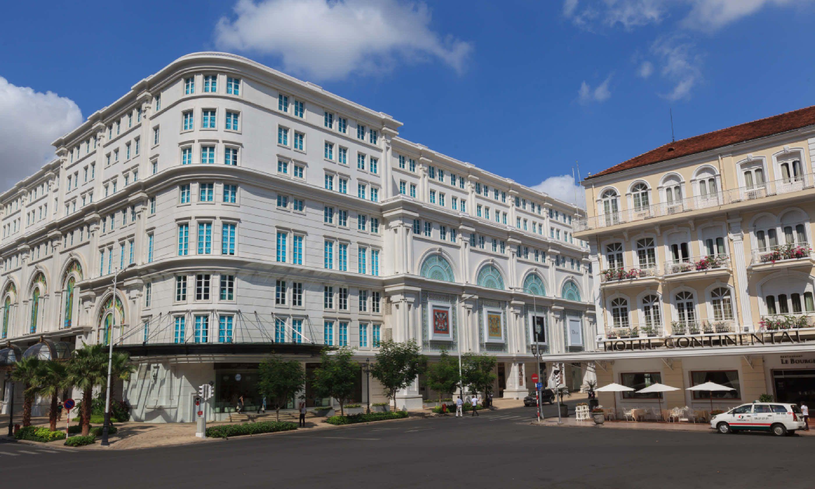 Hotel Continental (Shutterstock)