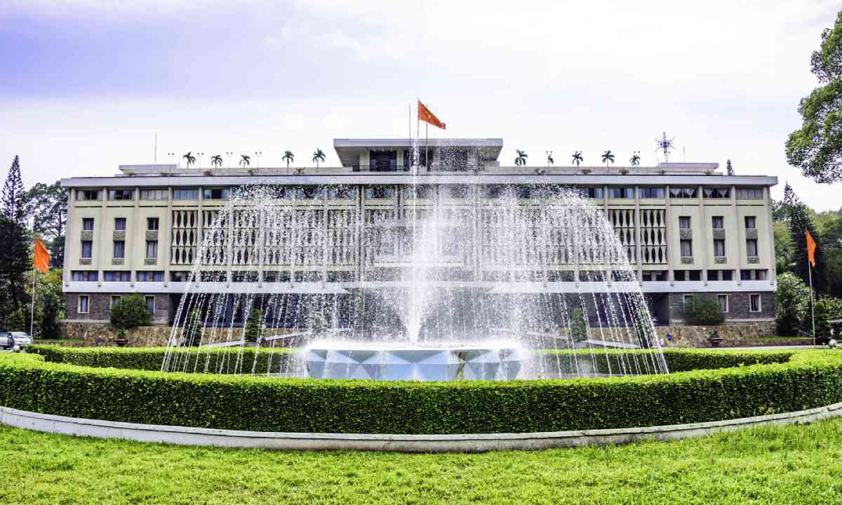 Reunification Palace (Shutterstock)