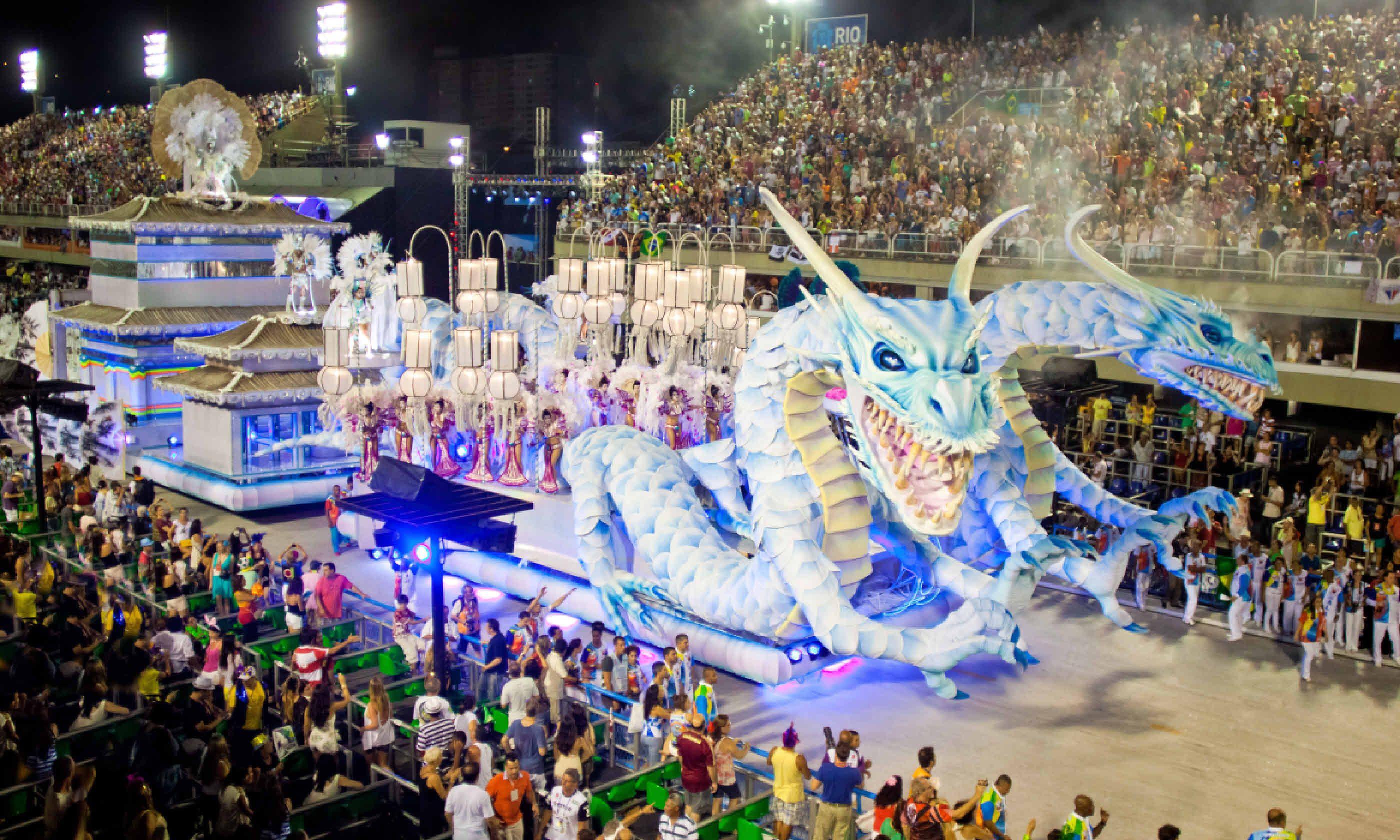 Rio Carnival (Shutterstock)