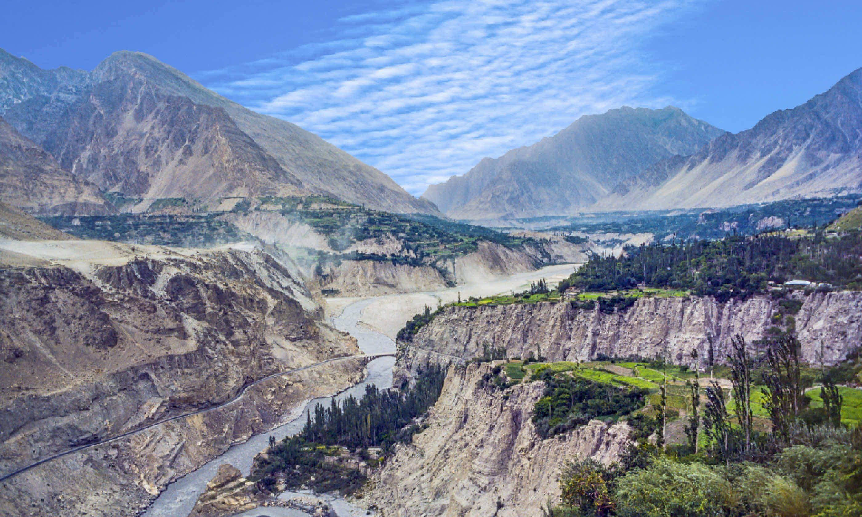 Karakoram Highway (Shutterstock)
