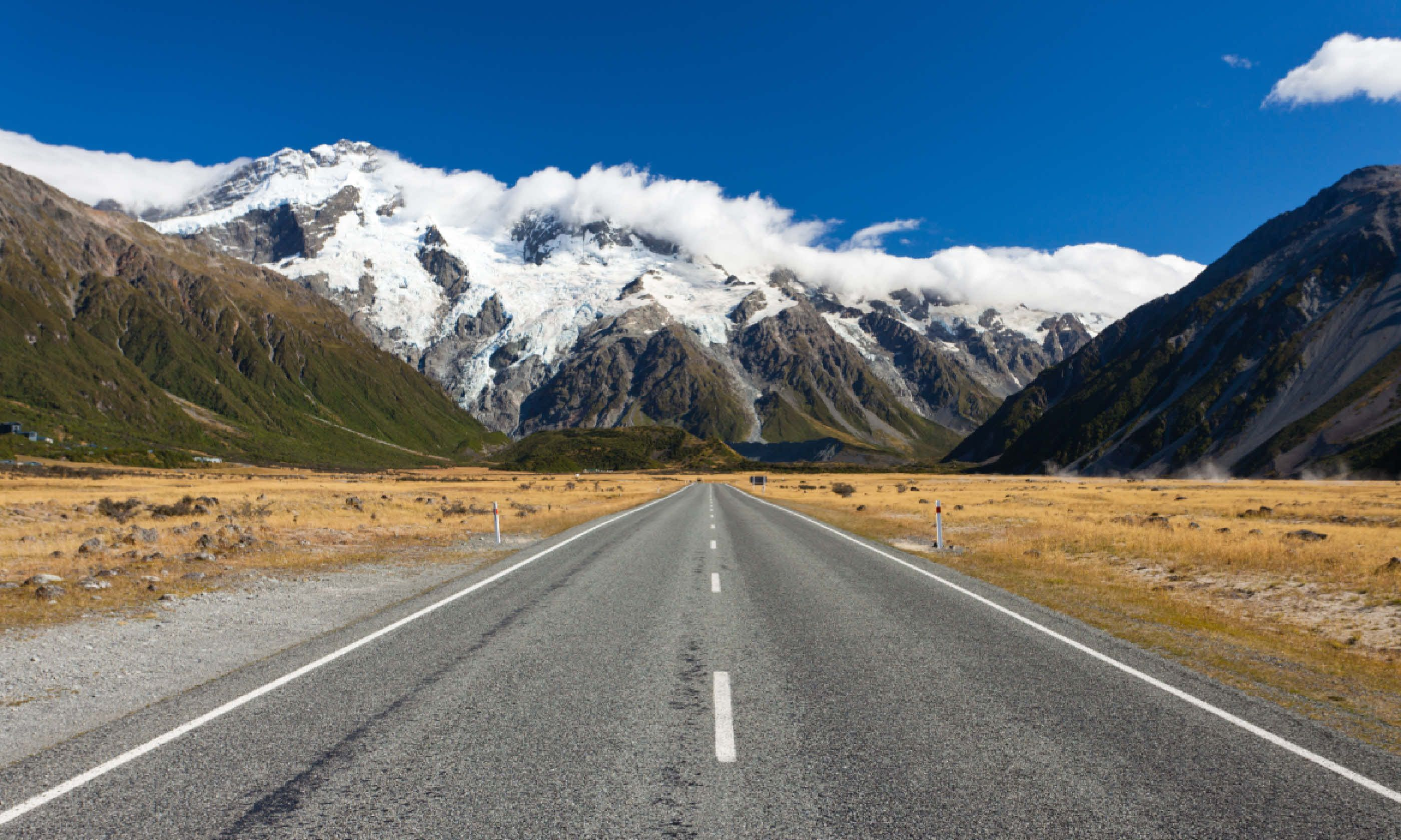 Aoraki-Mount Cook National Park (Shutterstock)