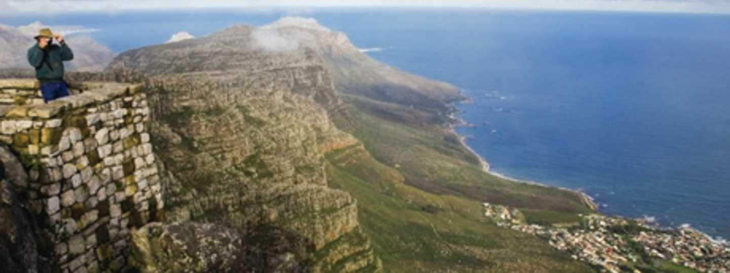 View from Table Mountain (dreamstime)