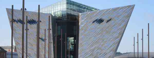 Titanic Belfast/Leslie Shaw