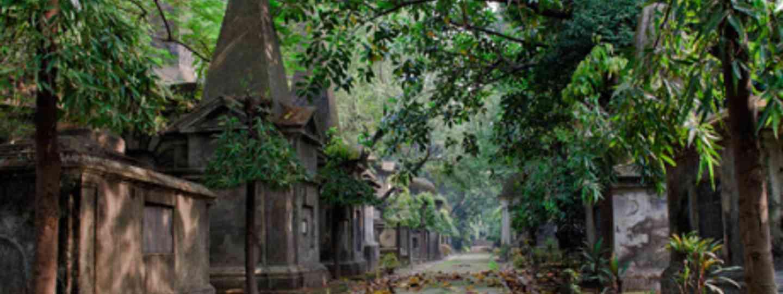 Kolkata's South Park Street Cemetery (Jamie Furlong)