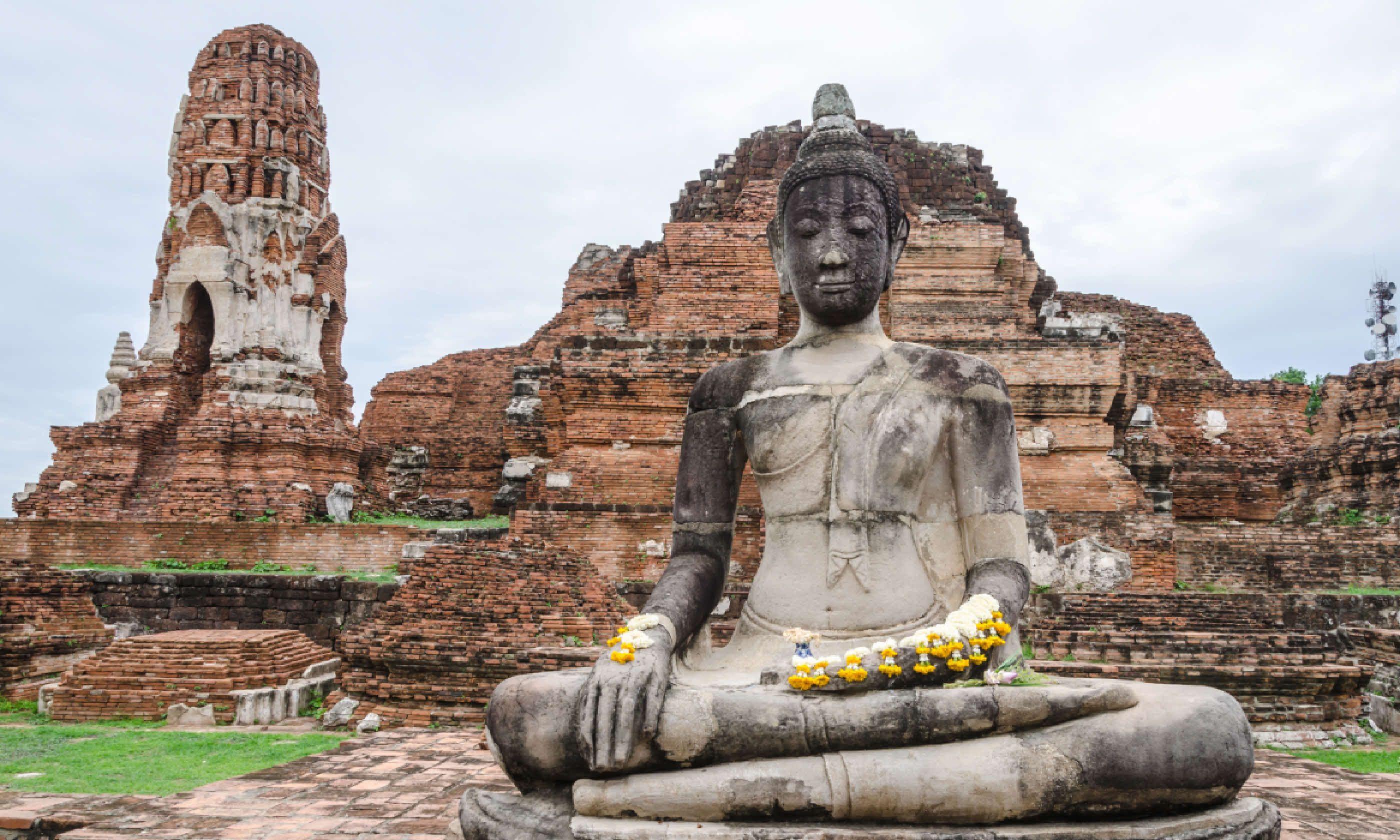 Wat Maha That (Shutterstock)