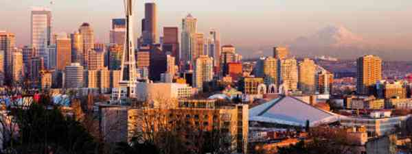 The Seattle skyline (dreamstime)