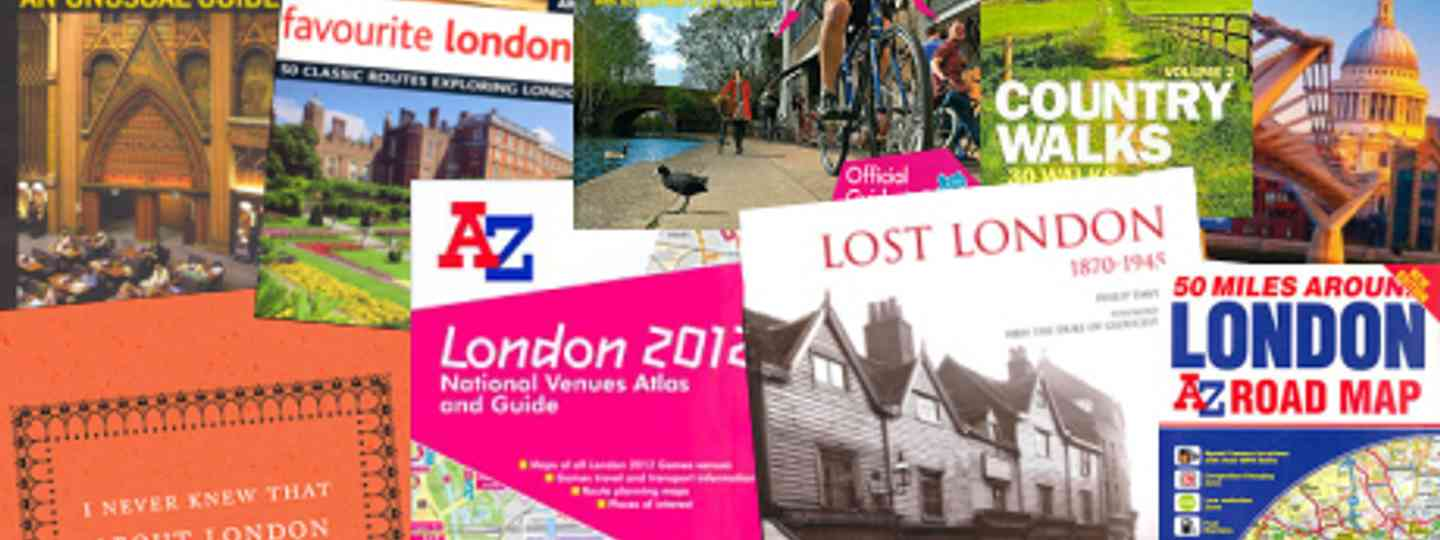 Top 10 books to learn about London