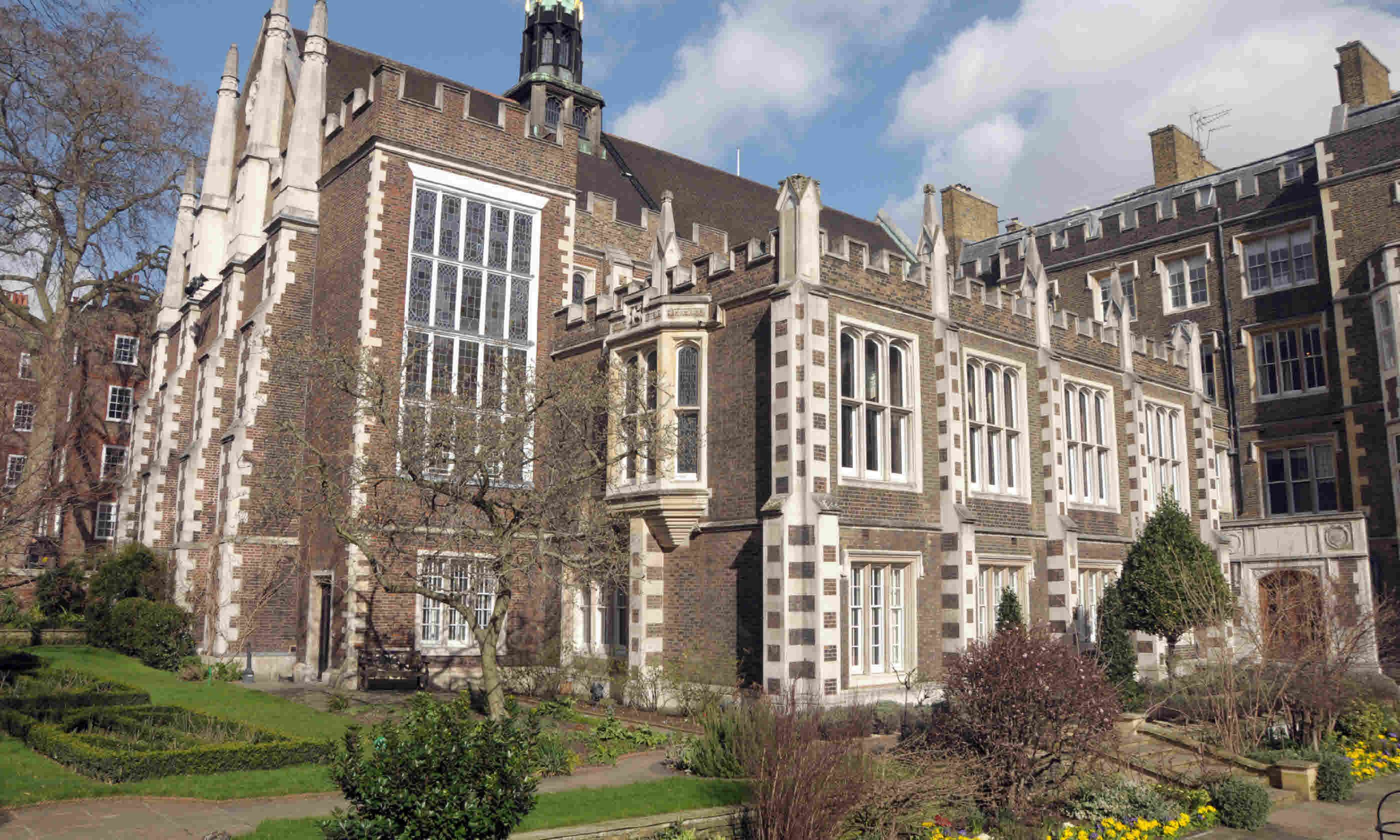 Middle Temple Hall, Inns of Court (Shutterstock)