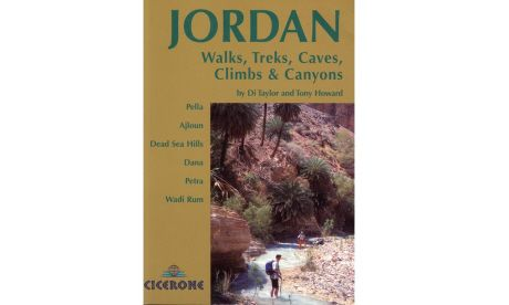 Jordan Walks, Treks, Climbs, Canyons and Caves