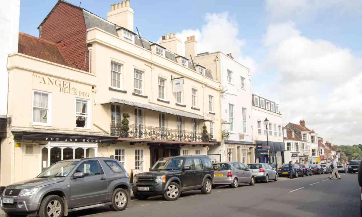 Lymington, Hampshire (Shutterstock)