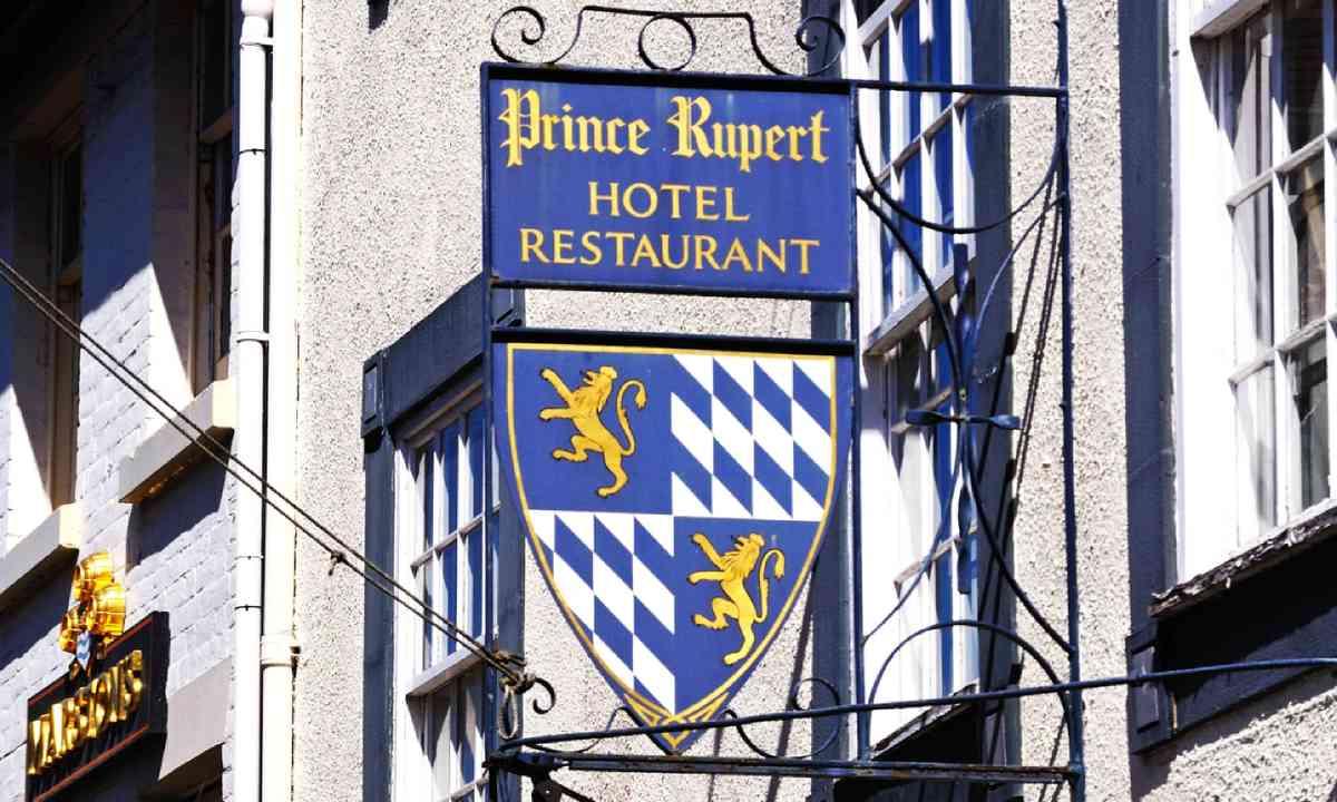 Prince Rupert Hotel (Dreamstime)