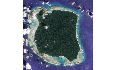 North Sentinel Island, Andaman (Pikaia)