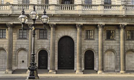Bank of England, UK (Thinkstock)