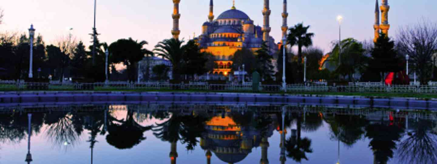 Istanbul is full of architectural wonders, but make time for the city's variety of cuisines