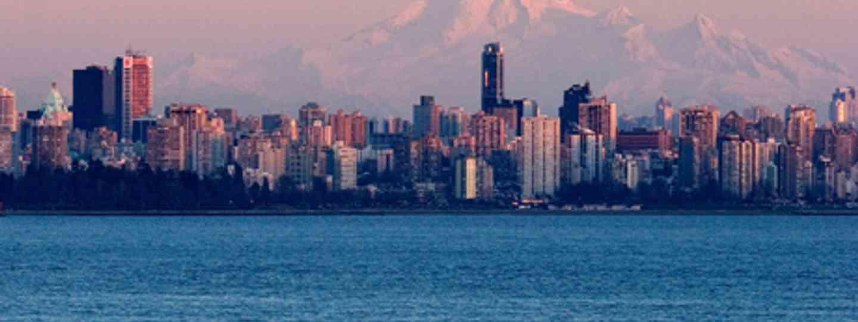 Vancouver's skyline (Kimon Berlin)