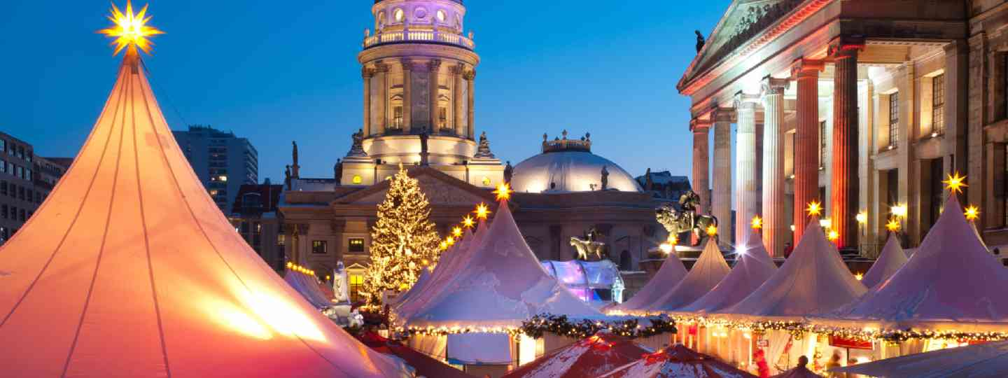 Berlin Christmas Market (Shutterstock: see credit below)