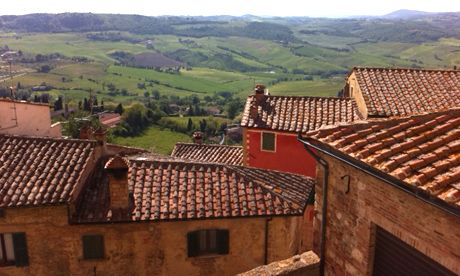 Montepulciano (Top 5 Tuscan hill-top towns)