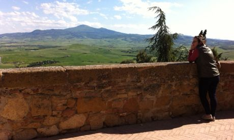 Pienza (Top 5 Tuscan hill-top towns)