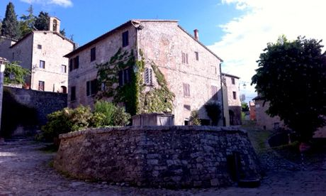Rocca d'Orcia (Top 5 Tucan hill-top towns)