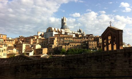 Siena (Top 5 Tuscan hill-top towns)