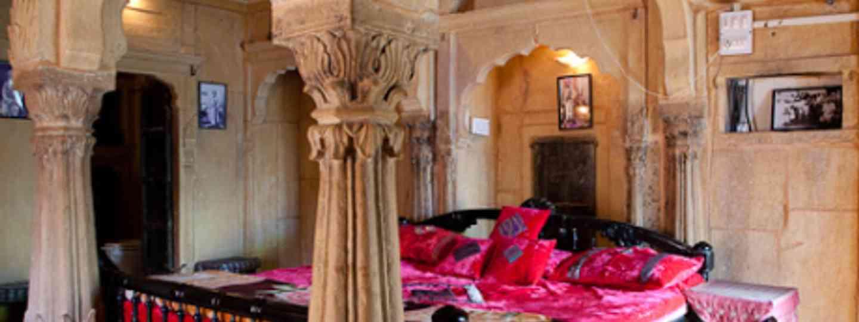 Hotel Shreenath Palace, Jaisalmer, Rajasthan (www.i-escape.com)