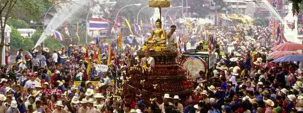 Songkran (Wiki images)