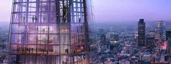 (Photo credit: The View from The Shard)