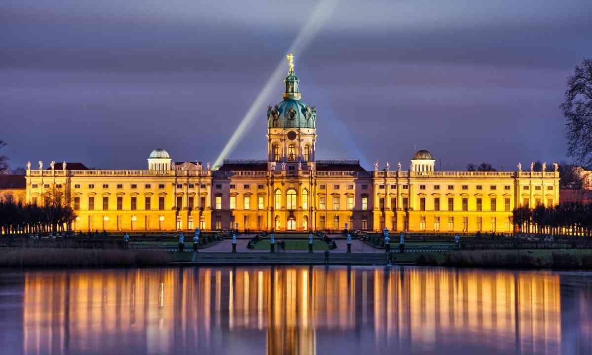Charlottenburg Palace (Shutterstock)