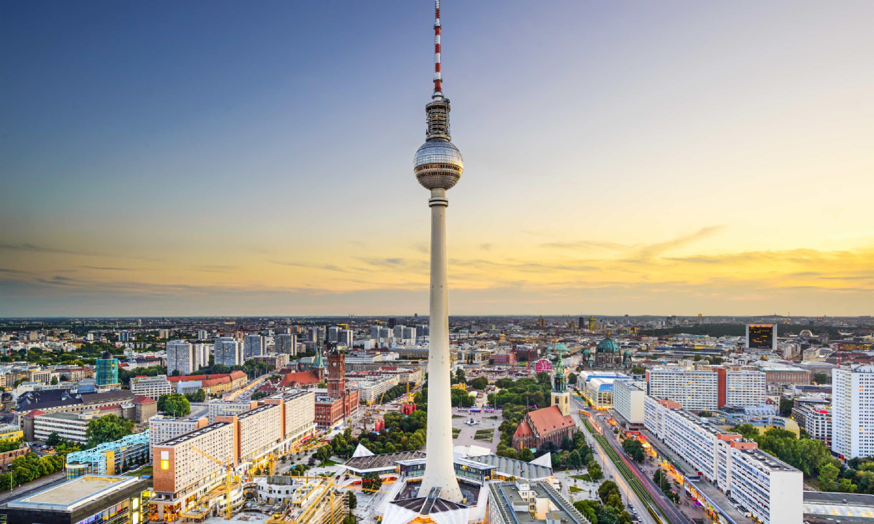 Berlin skyline (Shutterstock)