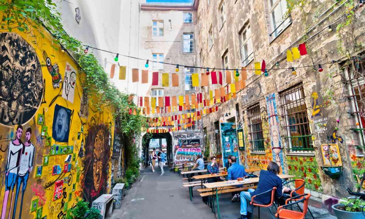 Street view in Mitte district (Shutterstock)