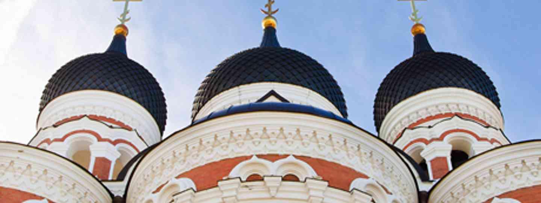 The Alexander Nevsky Cathedral, Tallinn (Flickr: Ilya)