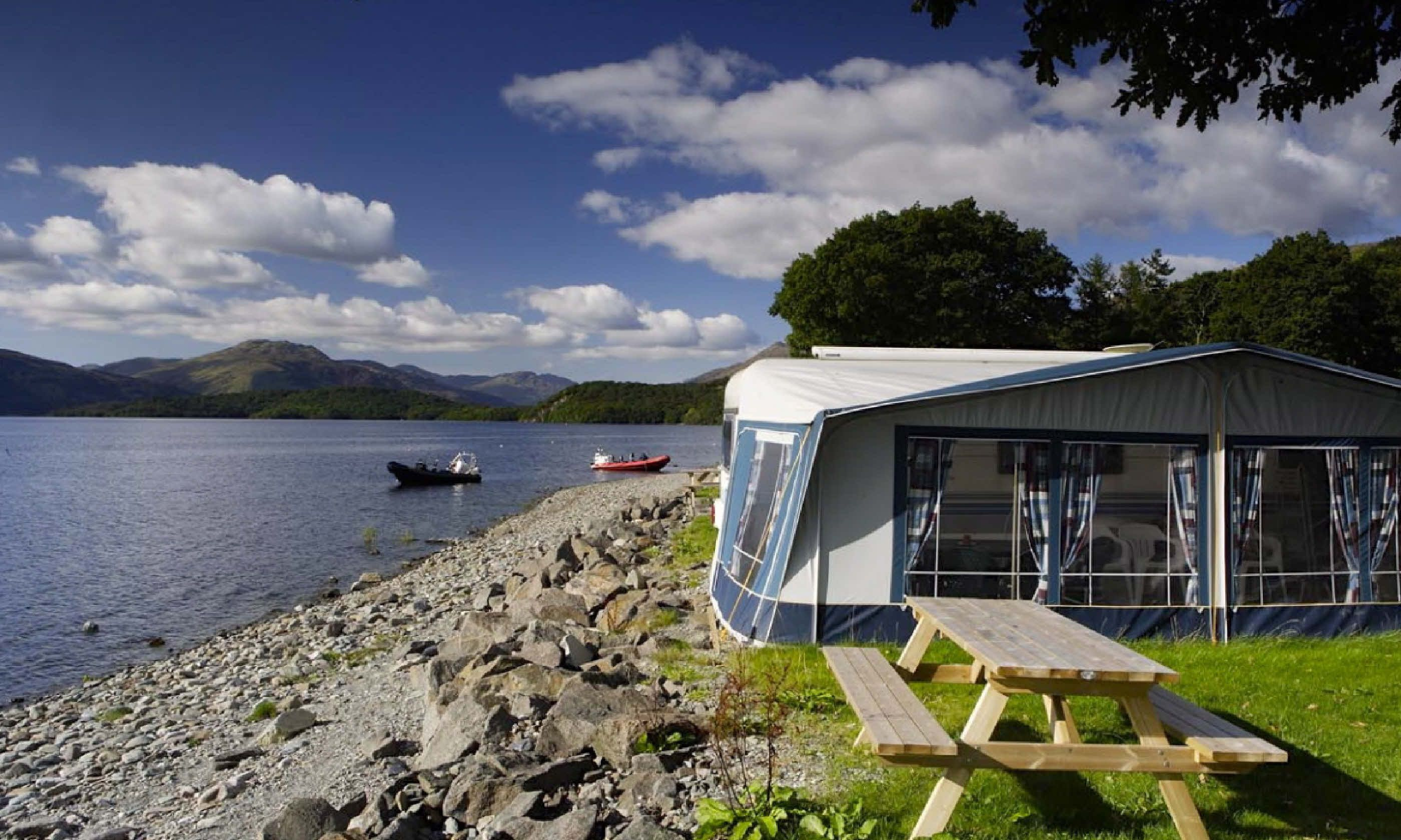 Whatu0027s allowed Tents caravans motorhomes trailer tents and dogs u2013 yes. Amenities 168 pitches of standard premium and select types. & Scotlandu0027s 7 best campsites | Wanderlust