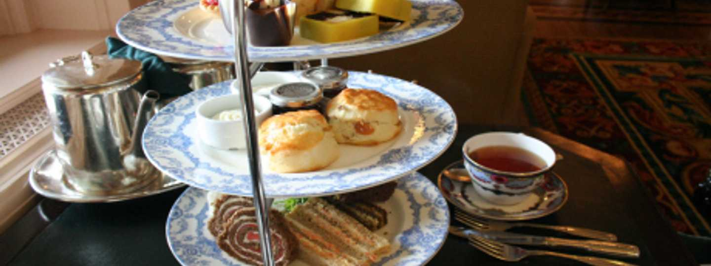Boat Hotel London Afternoon Tea