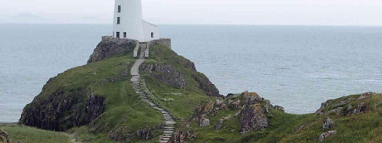 Yyns Llanddwyn, one of Britain's tiny islands (Dixe Wills)