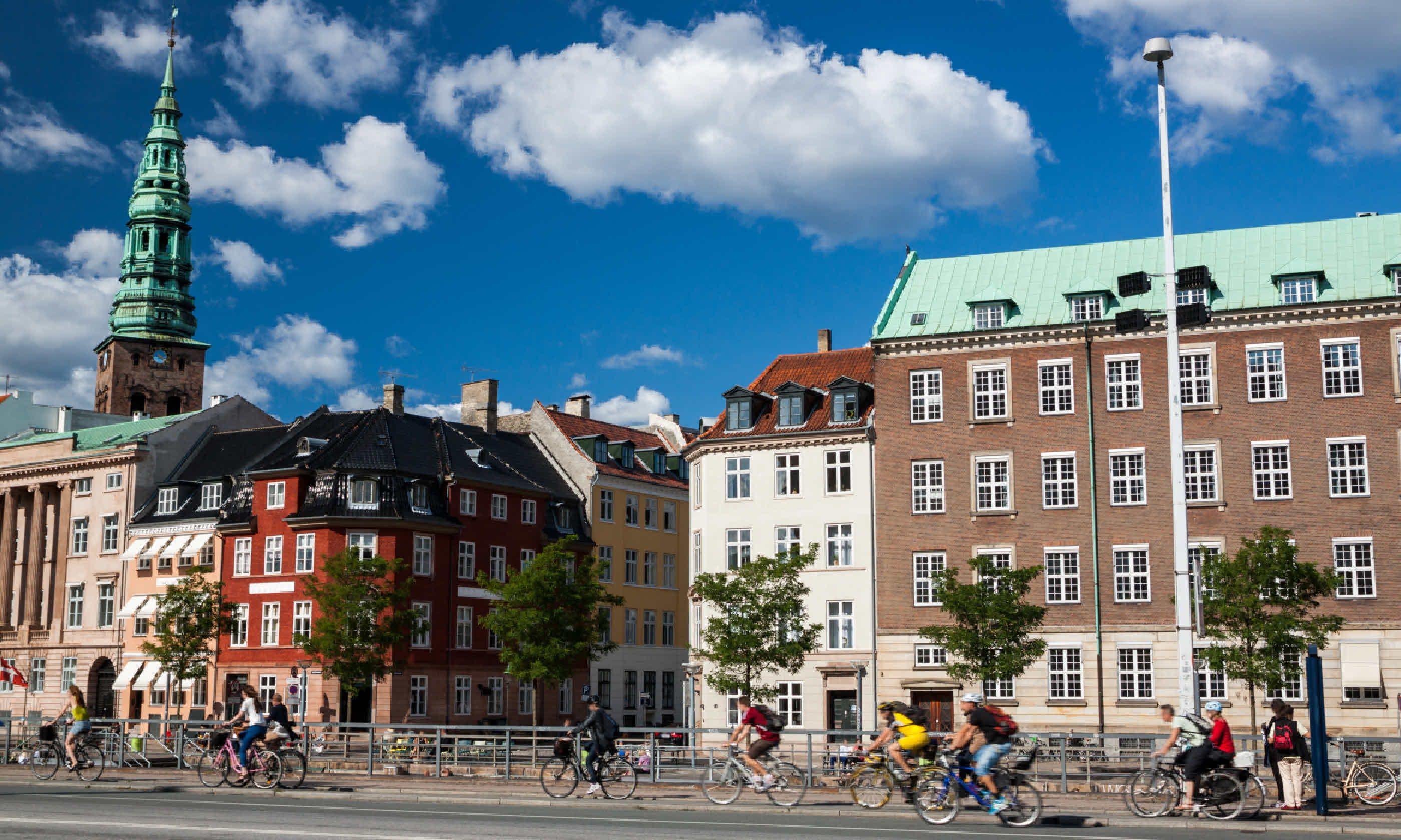 Copenhagen, Denmark (Shutterstock)