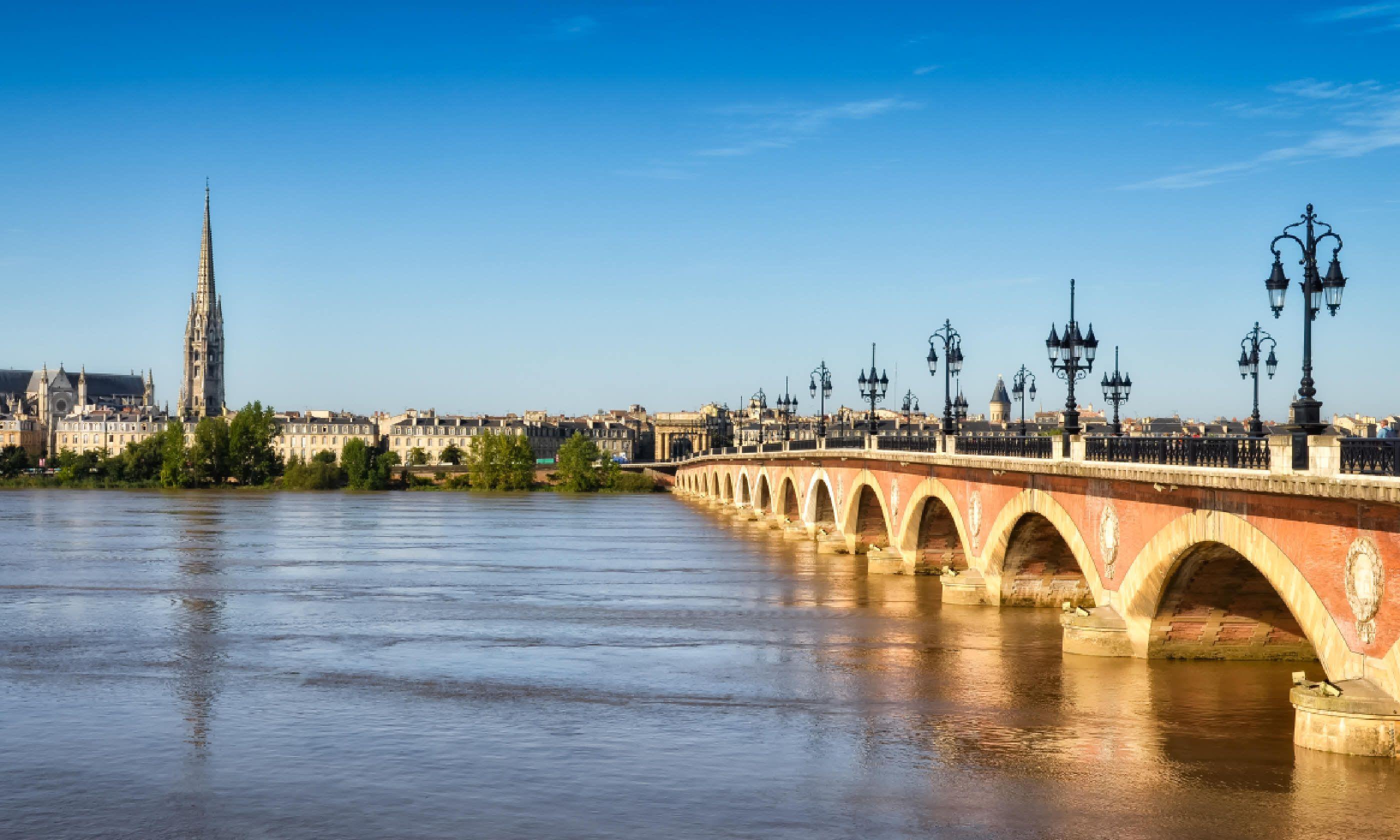 Bordeaux, France (Shutterstock)